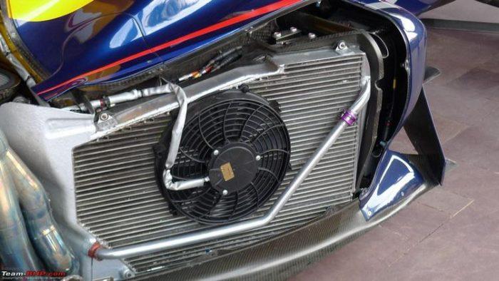Kisi-Kisi Radiator-AC-mobil